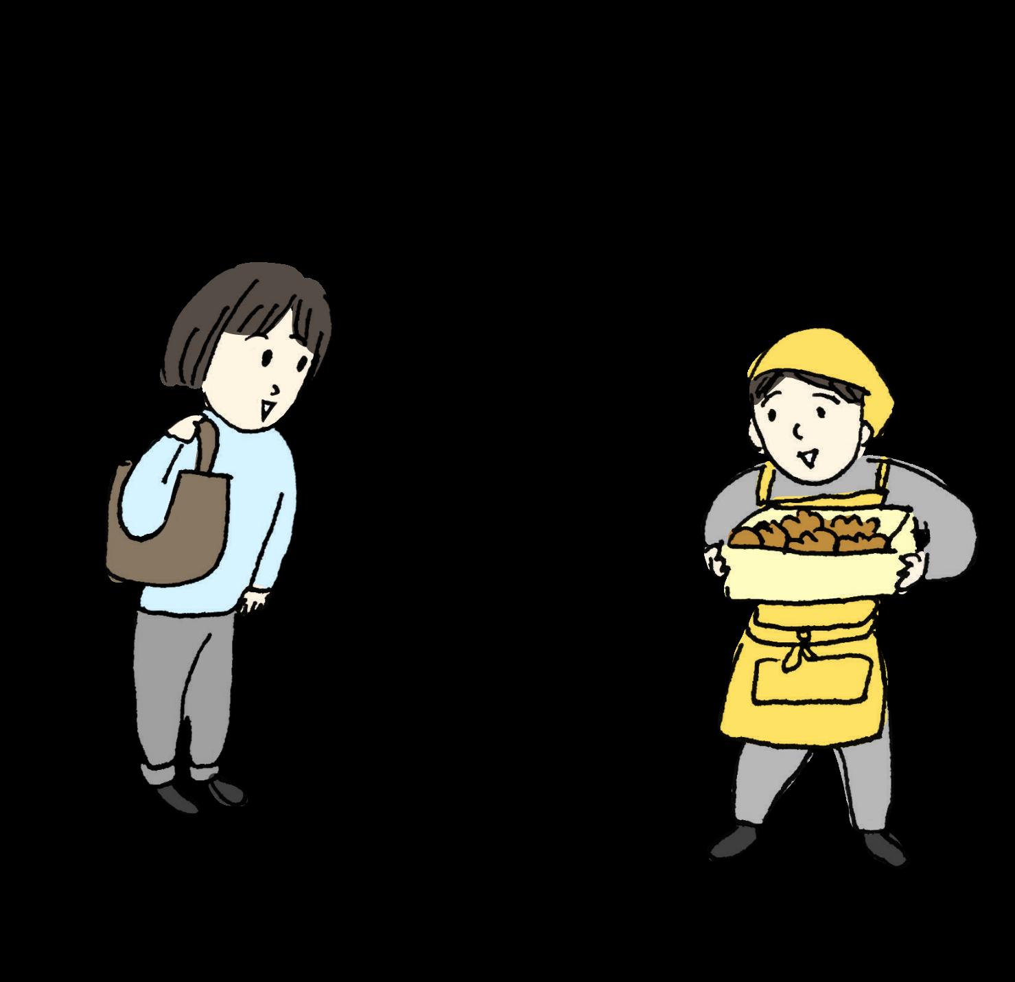 敬語 | 日本語の絵