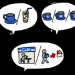 カフェ会話2
