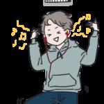 大きい音でイヤホンを使わない方がいい