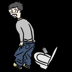 トイレにスマホが落ちる・落とす